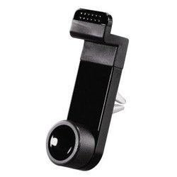 Универсальный автомобильный держатель (Hama Flipper 00135803) (черный)