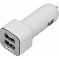 Автомобильное зарядное устройство Ippon CC323W (белый)
