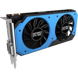 Palit GeForce GTX 950 1064Mhz PCI-E 3.0 2048Mb 6610Mhz 128 bit 4096x2160 2xDVI HDMI HDCP RTL