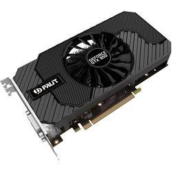 Palit GeForce GTX 950 1026Mhz PCI-E 3.0 2048Mb 6610Mhz 128 bit 4096x2160 2xDVI HDMI HDCP RTL