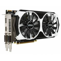Видеокарта MSI Radeon R7 370 970Mhz PCI-E 3.0 2048Mb 5600Mhz 256 bit 2xDVI HDMI HDCP (Retail)