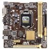 ASUS H81M-R/C/SI BOX - Материнская платаМатеринские платы<br>Материнская плата форм-фактора microATX, сокет LGA1150, чипсет Intel H81, 2 слота DDR3 DIMM, 1066-1600 МГц, разъемы SATA: 3 Гбит/с - 2; 6 Гбит/с - 2.<br>