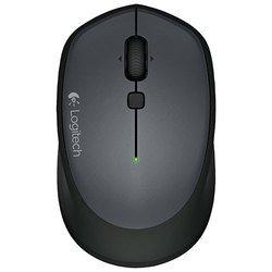 Мышь оптическая беспроводная Logitech Wireless Mouse M335 (910-004438) (черный)