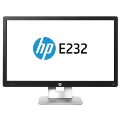 hp elitedisplay e232 (черный)