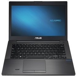 "asus pro advanced b451ja (core i5 4210m 2600 mhz/14.0""/1366x768/4.0gb/500gb/dvd-rw/intel hd graphics 4600/wi-fi/bluetooth/win 8 pro 64)"