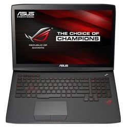 "asus rog g751jl (core i7 4720hq 2600 mhz/17.3""/1920x1080/16.0gb/1000gb/dvd-rw/nvidia geforce gtx 965m/wi-fi/bluetooth/win 8 64)"