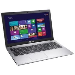 "asus x552md (pentium n3540 2160 mhz/15.6""/1366x768/4.0gb/500gb/dvd-rw/intel gma hd/wi-fi/bluetooth/win 8 64)"