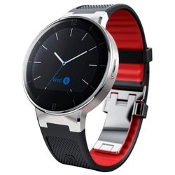 Alcatel OneTouch Watch SM02 (черно-красный)