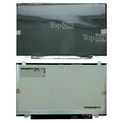 """Матрица для ноутбука 14"""", 1366*768, 40 pin, Slim (TOP-HD-140L-TB-S)"""