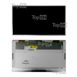 "������� ��� �������� 15.6"", 1366*768, LED, 40 pin, ������ (TOP-HD-156L_)"