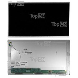 """Матрица для ноутбука 15.6"""", 1366*768, LED, 40 pin (TOP-HD-156L-L)"""