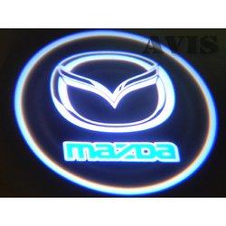 ������������ �������� �������� ��� MAZDA (Avis AVS11LED_MAZDA)