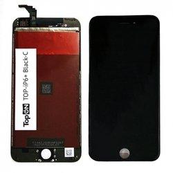 """Дисплей с тачскрином для Apple iPhone 6 Plus 5.5"""" (TOP-iP6+ Black-C) (черный)"""