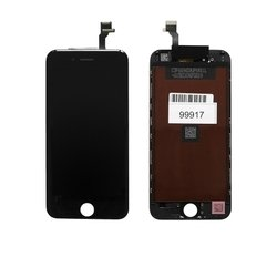 "������� � ���������� ��� Apple iPhone 6 4.7"" (TOP-iP6-Black) (������)"