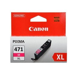 Картридж для Canon PIXMA MG5740, MG6840, MG7740 (CLI-471XLM 0348C001) (пурпурный)