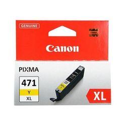 Картридж для Canon PIXMA MG5740, MG6840, MG7740 (CLI-471XLY 0349C001) (желтый)