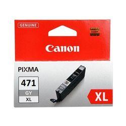 Картридж для Canon PIXMA MG7740 (CLI-471XLGY 0350C001) (серый)