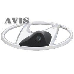 CCD штатная камера переднего вида для HYUNDAI (Avis AVS324CPR (#112))