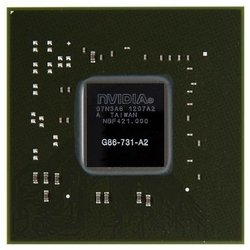 Видеочип nVidia GeForce 8400M GS, 2011 (TOP-G86-731-A2(11))