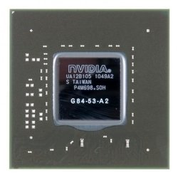 Видеочип nVidia GeForce 8800 GT, 2012 (TOP-G84-53-A2(12))