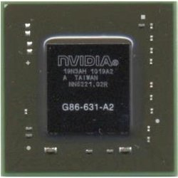 Видеочип nVidia GeForce 8400M GS, 2010 (TOP-G86-631-A2(10))