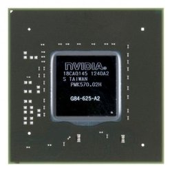 �������� nVidia GeForce 9500M GS, 2012 (TOP-G84-625-A2(12))