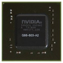 Видеочип nVidia GeForce G86-603-A2, 2010 (TOP-G86-603-A2(10))