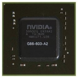 Видеочип nVidia GeForce G86-603-A2, 2012 (TOP-G86-603-A2(12))