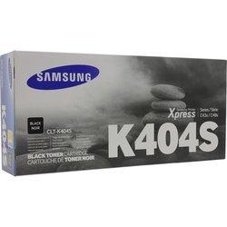 Картридж для Samsung SL-C430, SL-C430W, SL-C480, SL-C480W, SL-C480FW (CLT-K404S/XEV) (черный)
