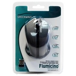 greenwave fiumicino black-grey usb