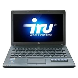 "iru patriot 401 (core i3 2310m 2100 mhz/14""/1366x768/2048mb/320gb/dvd-rw/wi-fi/bluetooth/dos)"