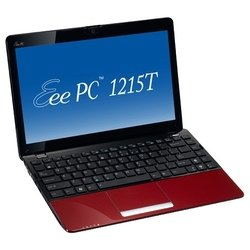 "asus eee pc 1215t (athlon ii neo k125 1700 mhz/12.1""/1366x768/2048mb/500gb/dvd нет/wi-fi/bluetooth/win 7 starter)"