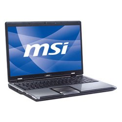 "msi cx600 (core 2 duo t6600 2200 mhz/16""/1366x768/4096mb/500gb/dvd-rw/wi-fi/bluetooth/linux)"