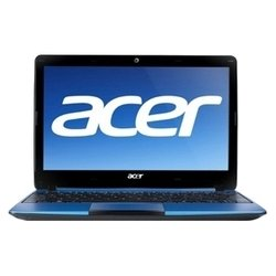"acer aspire one ao722-c68bb (c-60 1000 mhz/11.6""/1366x768/2048mb/320gb/dvd нет/ati radeon hd 6290/wi-fi/bluetooth/win 7 starter)"