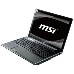 "msi fr600 (core i5 480m 2660 mhz/15.6""/1366x768/4096mb/320gb/dvd-rw/wi-fi/win 7 hp)"