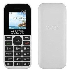 Alcatel One Touch OT1016D (белый) :::