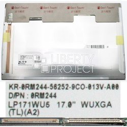 """������� ��� �������� 17.1"""", 1920*1200, Matte, RGB, LED, 40 pin (CD015904)"""