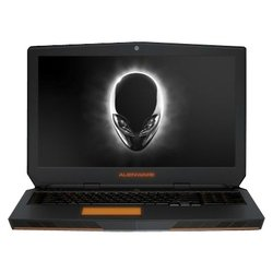 "alienware 17 r2 (core i7 4710hq 2500 mhz/17.3""/1920x1080/16.0gb/1128gb hdd+ssd/dvd нет/nvidia geforce gtx 980m/wi-fi/bluetooth/win 8 64)"