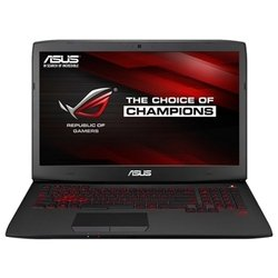 "asus rog g751jl (core i7 4850hq 2300 mhz/17.3""/1920x1080/8.0gb/2000gb/dvd-rw/nvidia geforce gtx 965m/wi-fi/bluetooth/win 8 64)"