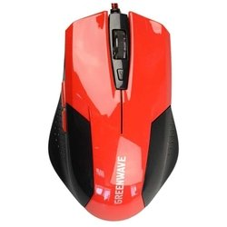 greenwave mx-222l black-red usb
