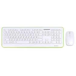 greenwave nano 817 set white-green usb