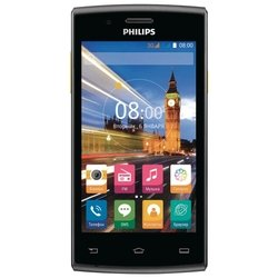 Philips S307 (черно-желтый) :::