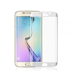 Защитное стекло для Samsung Galaxy S6 Edge G925 (Tempered Glass Full Screen YT000007675) (белый)