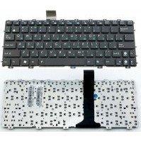 Клавиатура для ноутбука Asus Eee PC 1015PEM, 1015PE, 1015PN, 1015P, 1015PW, 1015PX, 1015T (TOP-99717) (черная)
