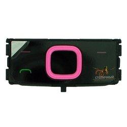 Клавиатура для Nokia 6700 Classic (41642) (розовый)
