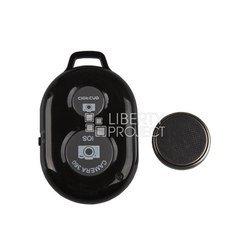 Пульт Bluetooth для селфи для мобильных телефонов (R0006063) (черный)