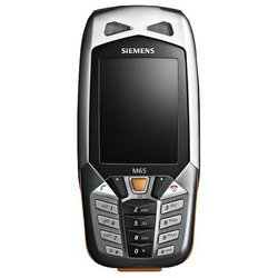 Phone scoop - siemens m65
