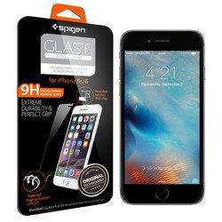 "�������� ������ ��� Apple iPhone 6S Spigen ""Glas.tR SLIM"" (SGP11588)"