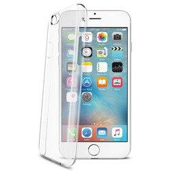 Чехол накладка для Apple iPhone 6, 6S (Spigen Thin Fit Series SGP11591) (прозрачный)