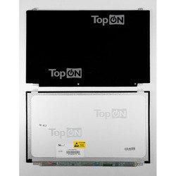 """Матрица для ноутбука 15.6"""", 1366x768, 40 pin, SLIM (TOP-HD-156L-TB-S)"""